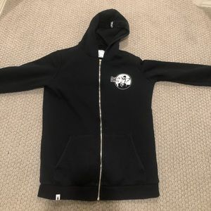Dutch Bros Mafia Zip-Up Jacket